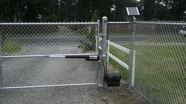 Image Result For Motorized Gate Opener